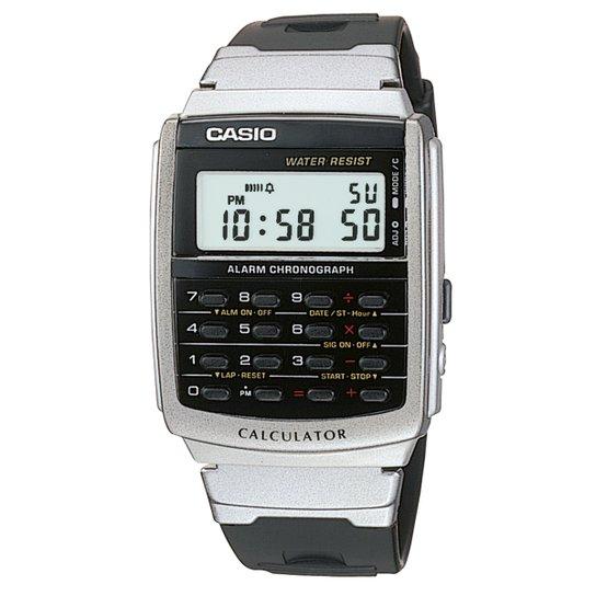 Relógio Vintage Digital CA-56-1DF - Preto - Compre Agora   Netshoes 6c6a907128