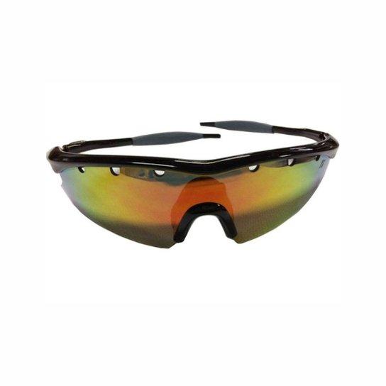 e2fdb0e95 Óculos de Ciclismo HIGH ONE Fusion Com 3 Lentes | Netshoes