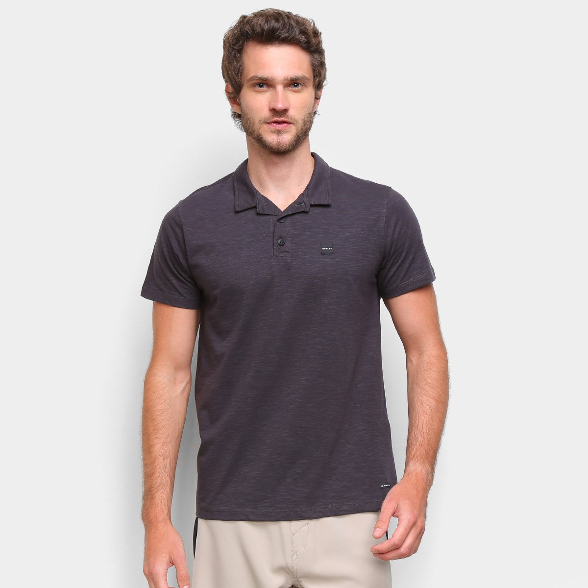 Camisa Polo Oakley Slub 2.0 Masculina