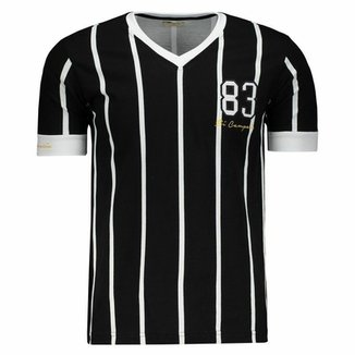 cd323dbb55 Camisa Retrômania Corinthians 1983
