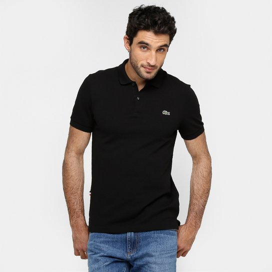 be6c6a2af26b0 Camisa Polo Lacoste Piquet Ultra Slim - Compre Agora   Netshoes