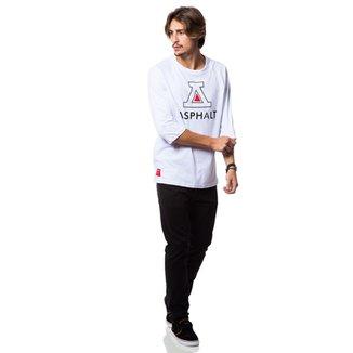 f25322a04f Camiseta 3.4 Asphalt Log