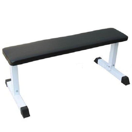 Banco de Supino Reto 324 Estação de musculação aparelho ginastica - WCT  Fitness - Preto e512c3c7f83a8