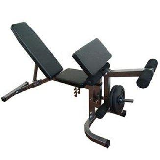 Banco de Supino WCT Fitness 378 Estação de Musculação d1a9523af5cea