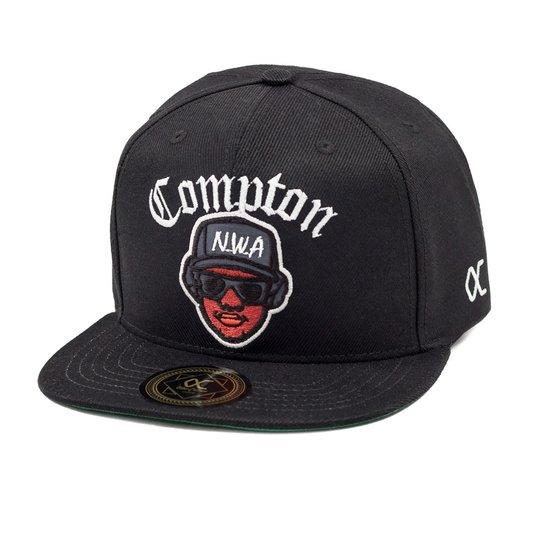 Boné Other Culture Snapback Compton - Compre Agora  a11fa3df0bd