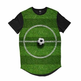 Camiseta Attack Life Long Deuses do Futebol Campo Sublimada Masculina a8e55a4aaef38