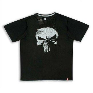 Camisa Scape Capitao America Masculina. Ver similares. Confira · Camiseta  Marvel Justiceiro Skull ec839820c10d5