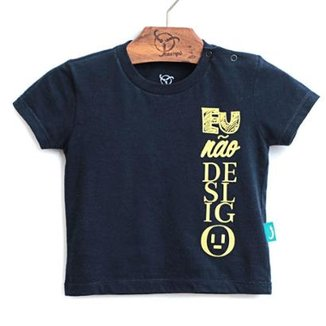 Camiseta Jokenpô Bebê Desligo 20ded221dd4