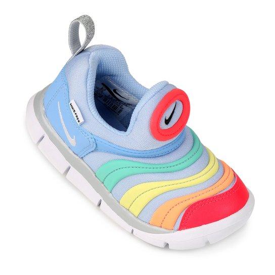 bd43c037485 Tênis Infantil Nike Dynamo Free - Azul - Compre Agora