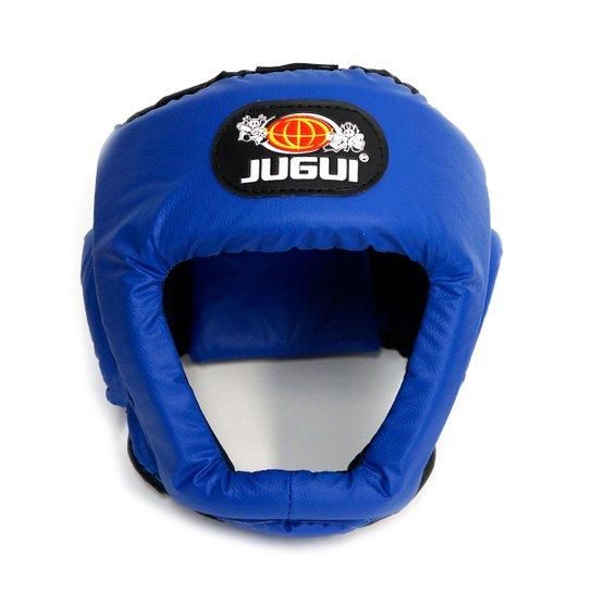 Protetor de cabeça aberto - Jugui - Azul - Compre Agora   Netshoes e93fa8ed15
