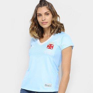Camisa de Goleiro Vasco I 2018 s n° Torcedor Diadora Feminina f9970e7fc7a