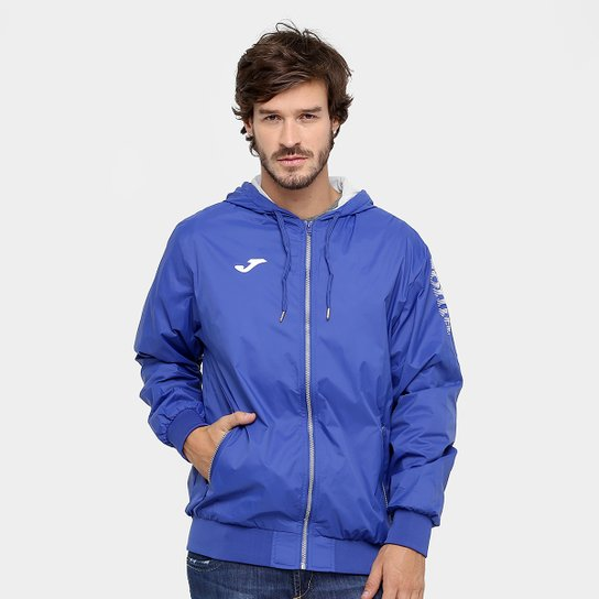32f2ceb9f1 Jaqueta Joma Invictus II Masculina - Azul - Compre Agora