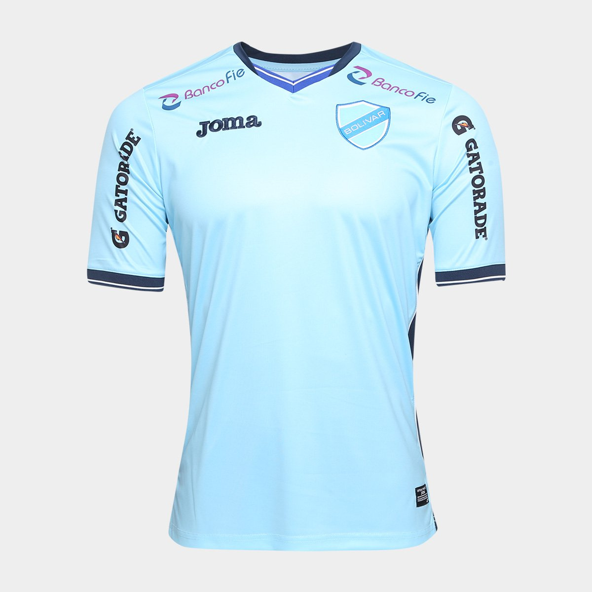 8ef14c0666d1c Camisa Bolivar Home 17 18 s n° - Torcedor Joma Masculina
