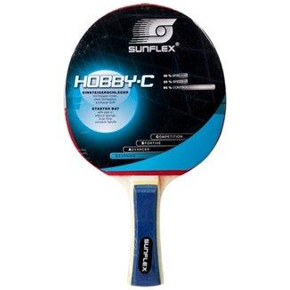 13519979c1 Raquete de Tênis de Mesa Sunflex Hobby C
