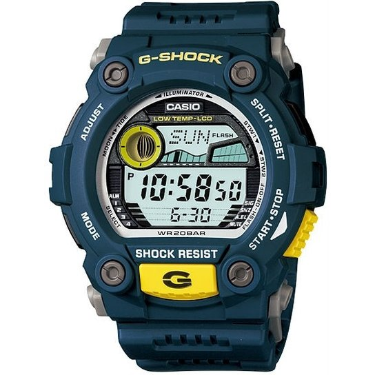 6c507d709b8 Relógio Casio G-Shock G-7900-2Dr - Compre Agora