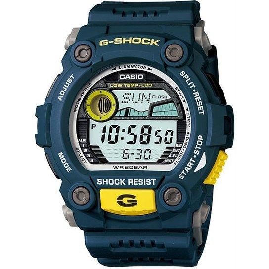 4c7cdf83b2b Relógio Casio G-Shock G-7900-2Dr - Azul. Loading.
