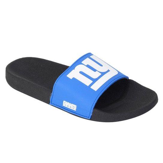376474d8f8fe8 Chinelo Storm Slip On New York Giants NFL - Azul - Compre Agora ...