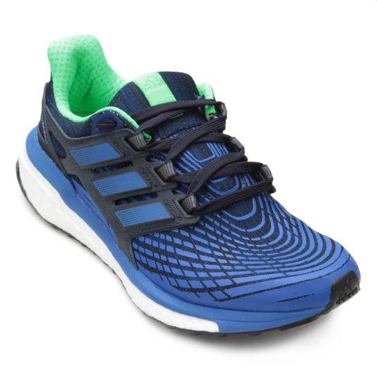 605e5b0547b Tênis Adidas Energy Boost Masculino - Azul - Compre Agora