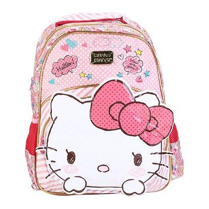 Mochila Infantil Escolar Xeryus Hello Kitty Top Lovely