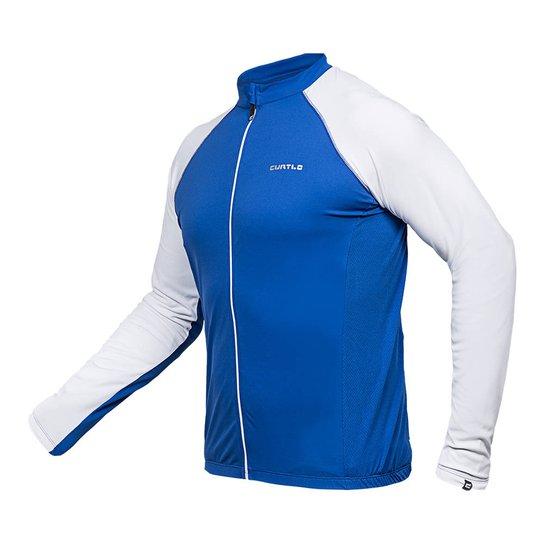 Camisa Sprinter Ml - Azul - Compre Agora  a2c1481b4e3ed