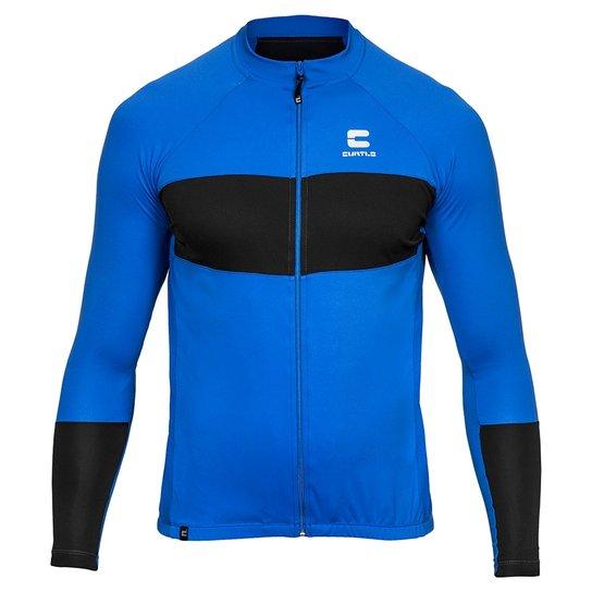 73f5d7d1e5a0e Camisa Evolution Ml - Azul - Compre Agora