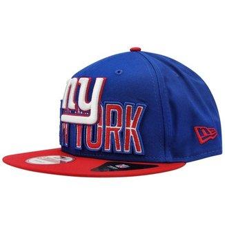 56549b5f1a3e3 Boné New Era 950 NFL New York Giants