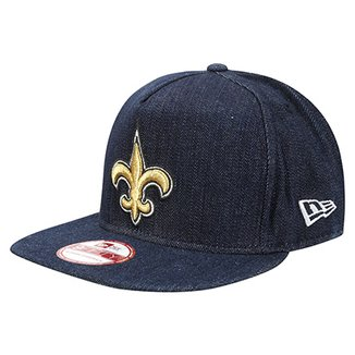 Boné New Era 950 Af Denim New Orleans Saints dfbbf7f9d92