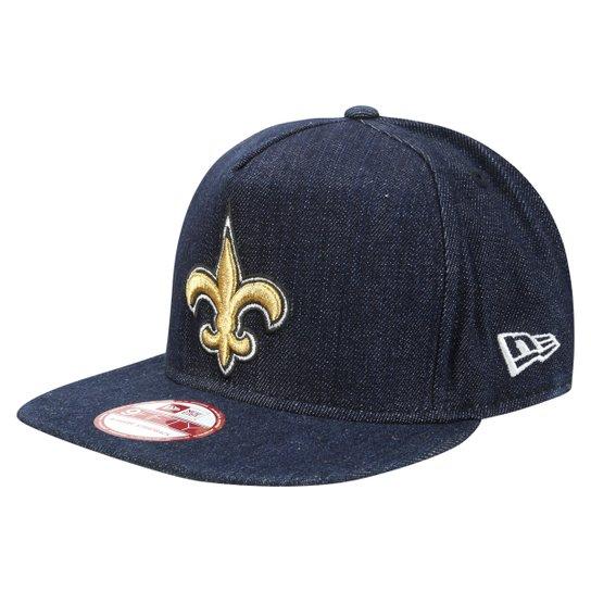Boné New Era 950 Af Denim New Orleans Saints - Compre Agora  e304f3a626f