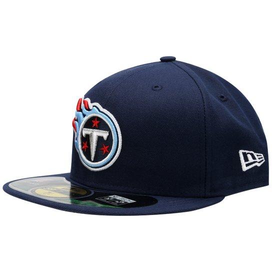 Boné New Era NFL 5950 Evergreen Tennessee Titans TC - Compre Agora ... 6dd932217e2