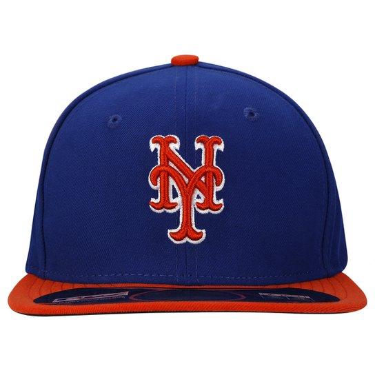 6c757bb7f2c9a Boné New Era 5950 New York Mets - Compre Agora