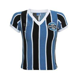 1a769010acdd1 Camisa Retrô Grêmio 1983 Feminina