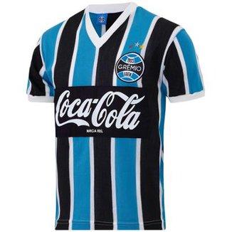 Camisa Retrô Grêmio 1989 Masculina 53827f19d5038