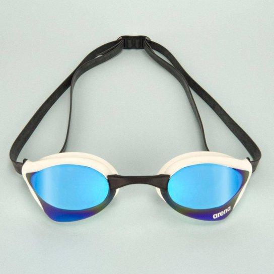 931b0e196ee29 Óculos de Natação Arena Espelhado Masculino - Azul - Compre Agora ...