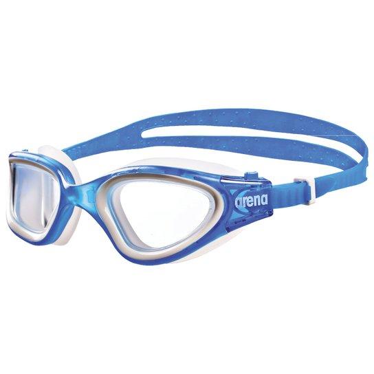 1251c6f38 Óculos de Natação Arena Envision - Azul - Compre Agora