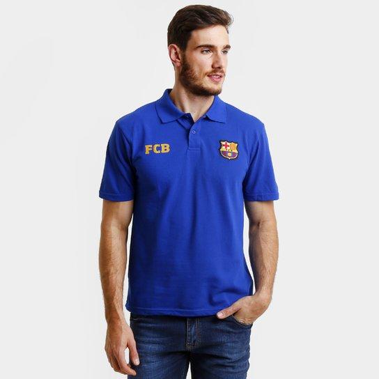 Camisa Polo Barcelona - Compre Agora  bb2c7a49af752