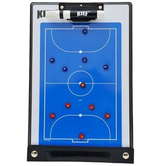 Prancheta Tática Magnética Futsal (salão) Kief - Imã  Caneta 03bee38bad29a