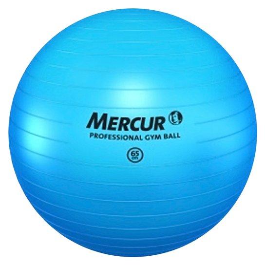 48f099a676 Bola de Ginástica Mercur c  DVD p  Exercícios - 65 cm - Compre Agora ...