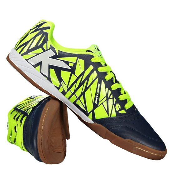 33957b8a3a132 Chuteira Kelme Futsal Subito - Compre Agora