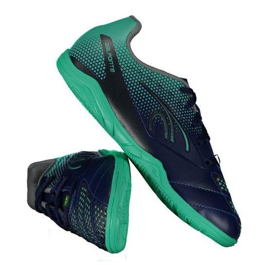 Chuteira Futsal Infantil Dalponte Twister - Azul - Compre Agora ... 1d077498c9120