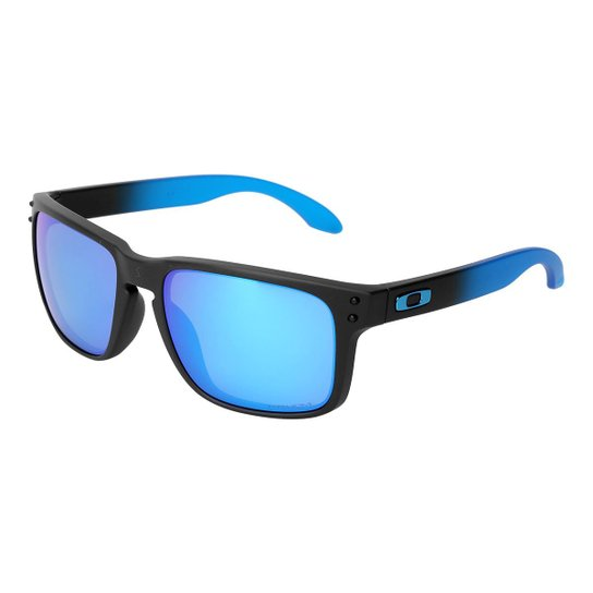 be15194275831 Óculos de Sol Oakley Holbrook Masculino - Azul - Compre Agora   Netshoes