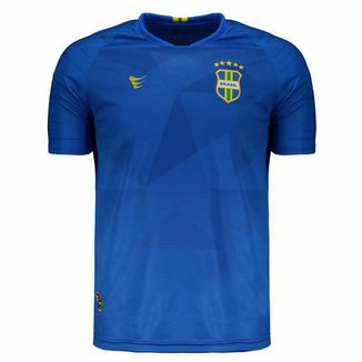 Camisa Super Bolla Brasil Pró Jogador 2018 Masculina 910998c0dcebd
