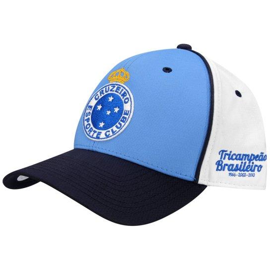 Boné Starter Cruzeiro Azuis - Azul Claro+Marinho 609d8c7c67a