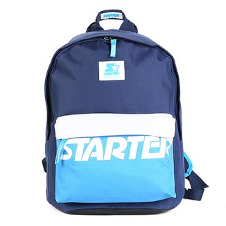 e681bcf54005a Mochila Starter Bolso Frontal Logo
