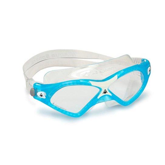 4dc036591 Máscara Natação Seal Xp 2 Lente Transparente Aqua - Azul | Netshoes