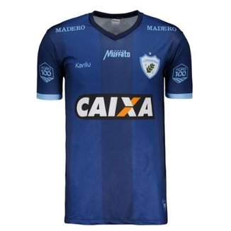 Camisa Karilu Londrina III 2018 Masculina ddf532546e99d