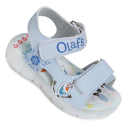 Papete Infantil Disney Olaf Led