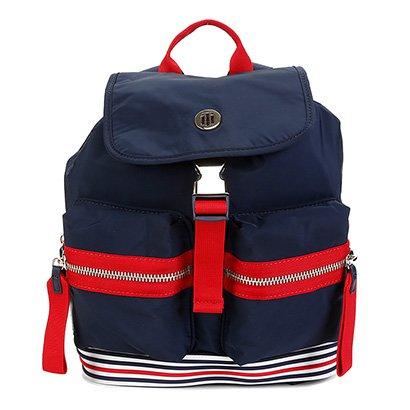 Bolsa Tommy Hilfiger Youthful Nylon Mini Backpack Feminina