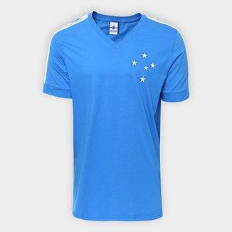 87196faf12 Camiseta Cruzeiro Réplica 1987 Masculina