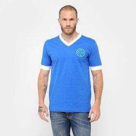 4a2875e901d2b Camisa Polo Cruzeiro Réplica 1956 Masculina - Compre Agora