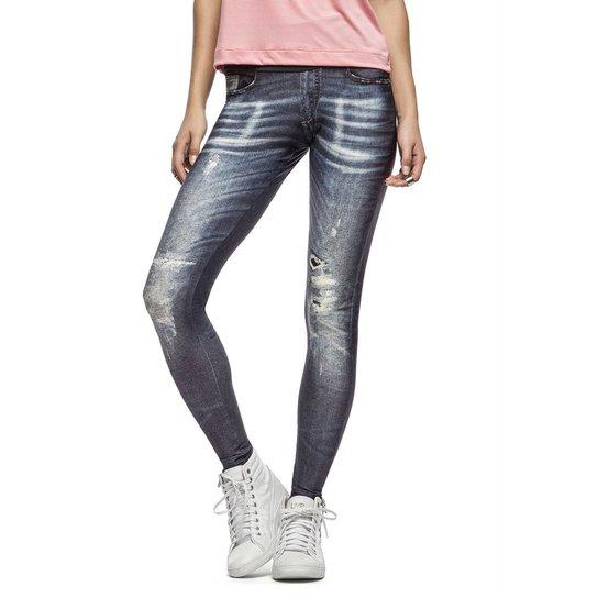 dcd10b7e4af6c Calça Fusô Jeans Live Your Way - Compre Agora